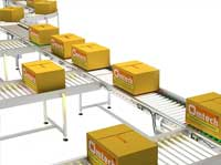packaging conveyor belt